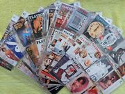 120 X Playboy Glamour Trading Cards January 1954 To 1996