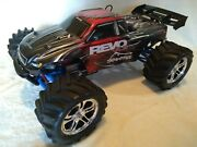 2008 Traxxas Revo 3.3 Platinum Edition With Os .21 Tm Engine Rpm Arms Losi Ross