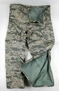 Air Force Barricade Apecs Trousers Cold/wet Weather Tiger Stripe Large-regular