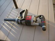 Mac Tools 1 Drive D-handle Air Impact W/6 Extended Anvil Pawd099-6 Free Ship