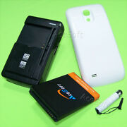6670mah Battery+charger+ Battery Back Cover For Samsung Galaxy S4 Mini Sm-s890l