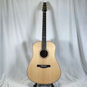 Seagull Artist Mosaic Anthem Eq Acoustic Guitar From Japan Jwn379