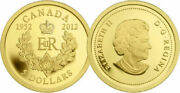 Canada 2012 5 Gold Coin Royal Cypher 60 Year Jubilee Big Box Unopened - Mint