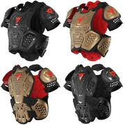 Dainese Mx2 Roost Guard Ce Approved Motocross Body Armour Off Road Quad Atv Bike