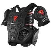 Dainese Mx1 Roost Guard Ce Approved Motocross Body Armour Off Road Quad Atv Bike