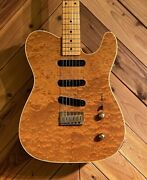 Fender Japan Tlg-110ls Custom Edition Telecaster Electric Guitar With Soft Case