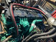 Volvo D7f Engine Dennis Elite Complete Front In Chassis With Auto Gearbox