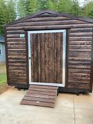 Handi House 10and039 X 10and039 Storage Shed