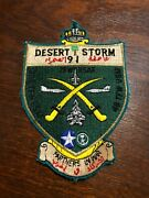 Desert Storm Royal Saudi And Us Air Force 48th 366th Tfw Partners In War Ssi Patch
