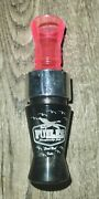 Foiles Calls Rok Outdoors Smh Strait Meat Honker Goose Call Black Pearl/pink