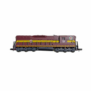 Duluth Missabe And Iron Range N Scale Locomotive Engine 169 N Scale Tested