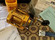 Penn Reels 16s International Ii New And Unused In Box With Accessories