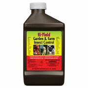 Hi-yield Garden And Farm Insect Control Case 12 Quarts