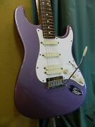 1994 Fender Jeff Beck Stratocaster Last Of The Big Necks Players Special