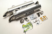 Muzzy's Performance Exhaust Kit Nos