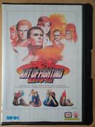 Snk Aes Ng Neo Geo Art Of Fighting Gaiden New Factory Sealed Rare Jpn Import
