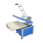 Usa 31in X 39in Large Manual Manual Textile Thermo Transfer Heat Press Machine