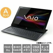 Notebook Pc Sony Vaio Duo 13 Svd1323saj Core I5 4gb Ssd128gb 13.3 Touch
