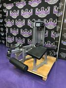 Life Fitness Pro 2 Prone Lying Leg Curl - Buyer Pays Shipping