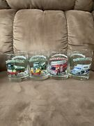 Hess Toy Truck Glasses 1996 Collectorand039s Series