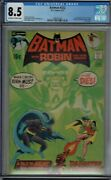 Cgc 8.5 Batman 232 Raand039s Al Ghul 1st Appearance Ow/white Pages