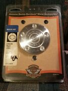 Genuine Harley-davidson Oem Chrome Twin Cam Usa Timer Timing Points Cover Usa