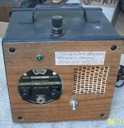 Modified Setchell Carlson Bc-1206-cm Model 524 Beacon Receiver Parts Only
