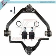 4pcs Lower Ball Joints Upper Control Arms For 1998-2000 01 Ford Ranger Explorer