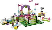 Lego Friends 'heartlake Dog Show' 3942 With Instruction Manual 2012 Retired Set