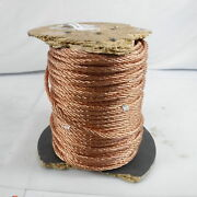 250and039 28 Str 14 Awg Class Ii Copper Wire 1/2 D Rope Lay Lightning Conductor
