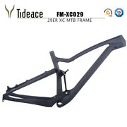 T1000 Suspension 29er Boost 12148mm Carbon Mountain Bicycle Frames Oem Bb92