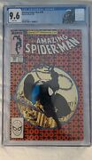 Amazing Spiderman 300 - Cgc 9.6 White Pages - 1st Appearance Of Venom
