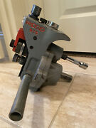 Ridgid 25638 975 Combo Roll Groover Excellent Condition Great Price