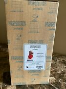 Jim Shore Peanuts Delivering Cheer 6006939tkt Snoopy Dog House 2020 New
