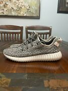 Adidas Yeezy Boost 350 Turtle Dove V1 2015 Size 10 A4832 Td 100 Authentic Boost