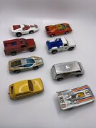 Lot Of 8 Vintage 1970's Matchbox And Hot Wheels Cars