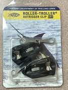 Aftco Roller Troller Outrigger Clips- Model Or1-free Shipping
