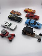 Lot Of Vintage 1960s And 1970s Hot Wheels And Matchbox Die Cast Cars