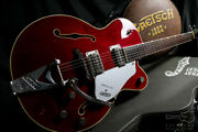Gretsch 6119 Tennessee Rose 1996 Guitar From Japan Gzq930