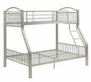 Acme Cayelynn Kids Furniture With Silver Finish 37380si
