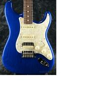 Fender 2019 Limited Collection Stratocaster Hss -sapphire Blue Trans/ro