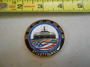 Rare M Ship Co Special Fast Boat Stiletto Operation Navy Nsw Challenge Coin Seal