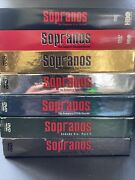 The Sopranos, Complete Series 1-6 With Part 2 Dvd 24-disc Box Set