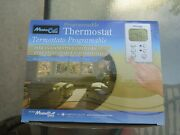 Mastercool Programmable Thermostat For Evaporative Coolers Swamp Cooler