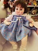 Mint In Box 1980s Madame Alexander Puddin Baby Doll 14 Vinyl/cloth