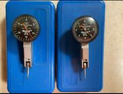 Brown And Sharpe Bestest Dial Indicator Lot Of 2