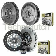 Luk 3 Part Clutch Kit And Luk Dmf For Bmw 7 Series Saloon 728iil