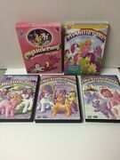 My Little Pony Dvd Lot Original 1986 Series And 1992 My Little Pony Tales