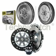 Nationwide 3 Part Clutch Kit And Luk Dmf For Bmw 3 Series Berlina 324d