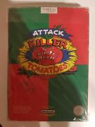 Attack Of The Killer Tomatoes Nintendo Entertainment System, 1992 Complett